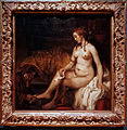 Amsterdam - Rijksmuseum - Late Rembrandt Exposition 2015 - Bathsheba at Her Bath 1654.jpg