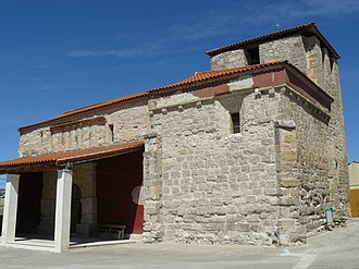 Amusquillo - Church of Amusquillo.