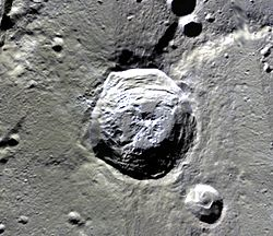 Anaxagoras crater clementine color albedo.jpg