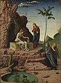 Andrea Mantegna (c.1431-1506) (imitator of) - The Maries at the Sepulchre - NG1381 - National Gallery.jpg