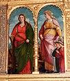 Andrea previtali, agostino facheris e altri aiuti, polittico, 1525, 06.JPG