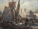 Andreas Achenbach - Fischmarkt in Ostende - 14421 - Bavarian State Painting Collections.jpg