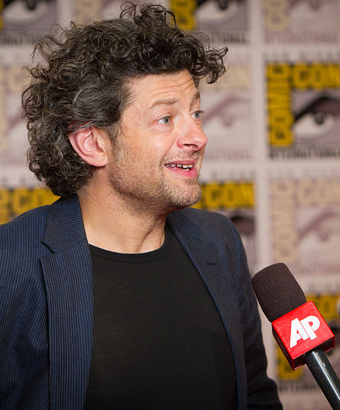 Andy Serkis -Early life