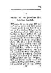 Anekdote aus dem Privatleben Wilhelms von Grumbach, S. 165-176