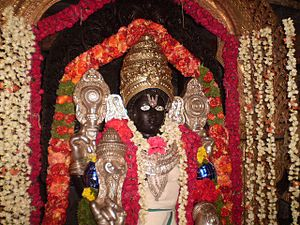 Anekere - The Lord Chennakeshava present in the Village