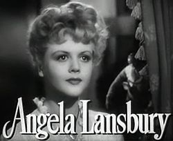 Angela Lansbury in The Picture of Dorian Gray trailer