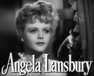 Angela Lansbury - Lansbury in the trailer for The Picture of Dorian Gray