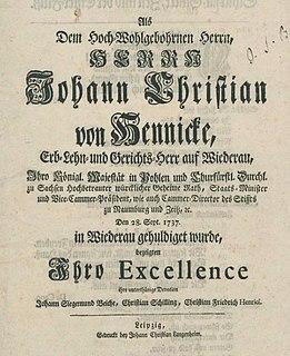 <i>Angenehmes Wiederau</i>, BWV 30a