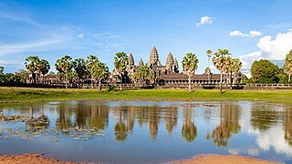 Angkor Wat A temple complex in Cambodia