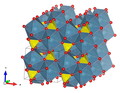 Anhydrite crystal structure polyhedra.png