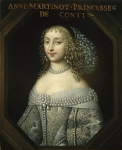Anna Maria Martonozzi, Princess of Conti by an unknown artist (Palace of Versailles).jpg