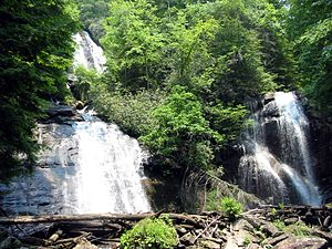 Chattahoochee-Oconee National Forest - Anna Ruby Falls