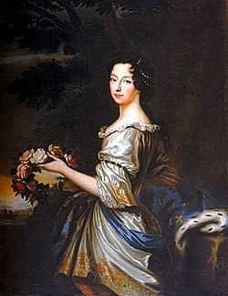 Anne Marie d'Orléans, Granddaughter of France, future Duchess of Savoy and Queen of Sardinia.jpg