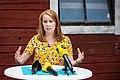 Annie Lööf 2018-08-01 Tarby Gård (43860798921).jpg