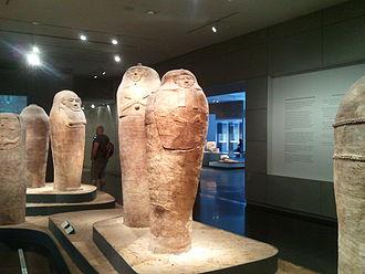 Anthropoid ceramic coffins - Anthropoid Clay Coffins.