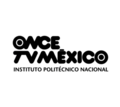 Antiguo logo de Canal Once (ONCE TV MEXICO).png