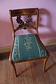 Antique embroidered chair (27670334329).jpg