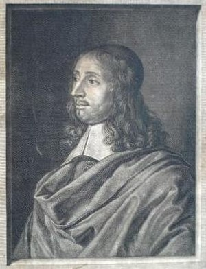 Antoine Le Maistre - Antoine Le Maistre, engraving c. 1695 by Charles Simonneau after a portrait by Philippe de Champaigne