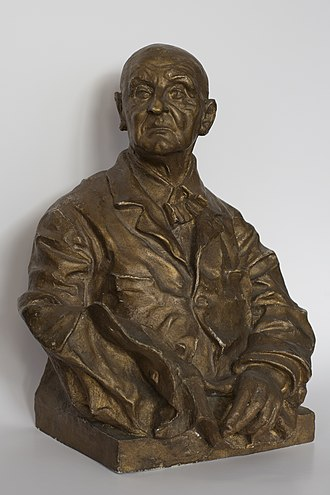Anton Bruckner - Copy of the Tilgner bust