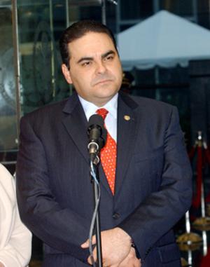 Antonio Saca - Image: Antonio Saca