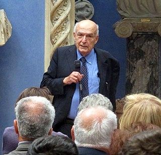 Antonio Paolucci Italian art historian