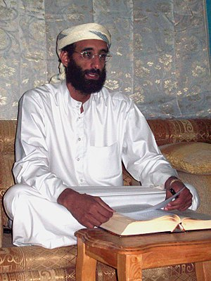 Everybody Draw Mohammed Day - Anwar al-Awlaki