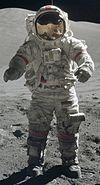 Apollo 17 Cernan on moon cropped