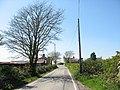 Approaching Maenaddwyn Xroads - geograph.org.uk - 421768.jpg