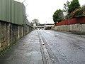 Approaching Thiepval Barracks - geograph.org.uk - 1590402.jpg