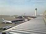 Apron of Chubu Centrair International Airport 20150125.JPG