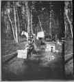 Aquarius Plateau. J.K. Hillers at work (as photographer). Old nos. 289, 423, 433, 849., 1871 - 1878 - NARA - 517983.tif