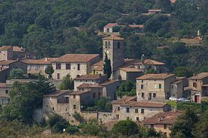 Aragon, Aude - General View of Aragon
