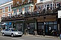 Arcade with cafés and hotel at Margate Kent England.jpg
