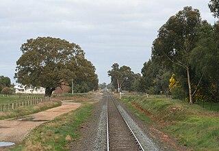 Arcadia railway station