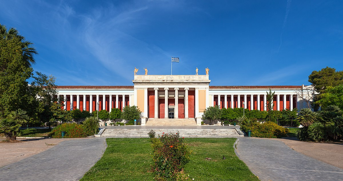National Archaeological Museum, Athens - Wikipedia