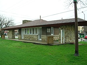 National Register of Historic Places listings in DuPage County, Illinois - Image: Ardmore Station