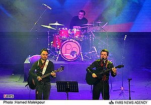Arian Band Live in Concert 20120218 27.jpg