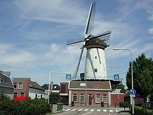 Brouwerij De Molen - De Arkduif windmill