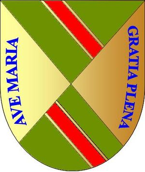 Gabriel Lobo Lasso de la Vega -  Coat of Arms of the House of Lasso de la Vega.