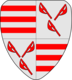Coat of arms of Bever