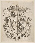Arms of the Medici with Della Rovere MET DP817965.jpg