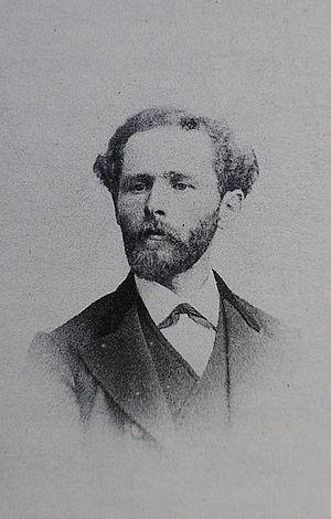 Félix Arnaudin - Félix Arnaudin, C.1870 Picture by Adolphe Terpereau