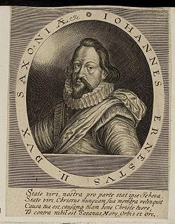 John Ernest II, Duke of Saxe-Weimar Duke of Saxe-Weimar