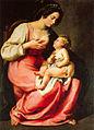 Artemisia Gentileschi - Madonna con Bambino (1609-1610).jpg
