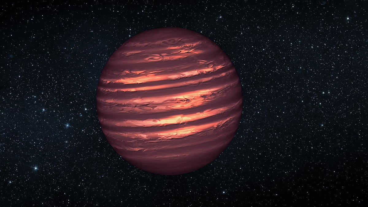 what are brown dwarf stars - photo #16