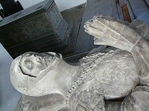 John FitzAlan, 14th Earl of Arundel - John FitzAlan's funeral effigy in Arundel Castle.