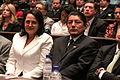 Asambleístas en la sesión solemne del informe a la Nación por parte del Sr. Presidente Constitucional de la República del Ecuador, Ec. Rafael Correa (4879056535).jpg