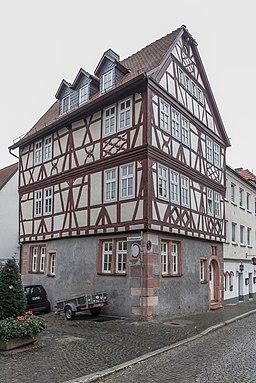 Fischergasse in Aschaffenburg