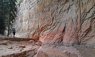 Ashdown Gorge Wilderness - Image: Ashdown Gorge, Dye Clan.com panoramio (6)