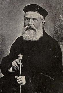 Zdjęcie Ashera Wrighta, opublikowane 1892.